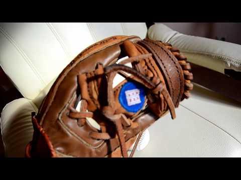Cum se fabrica o manusa de baseball How I made a baseball glove