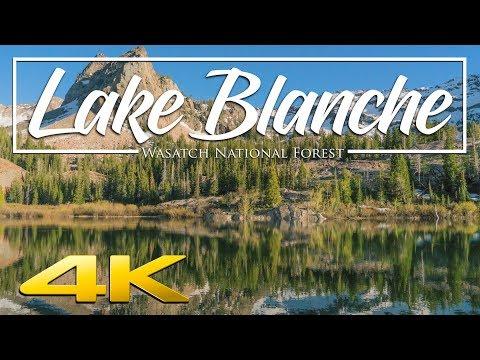 Lake Blanche Trail | 4K