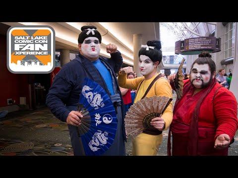 Salt Lake Comic Con FanXperience 2016