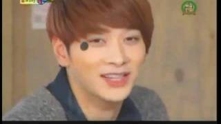 2PM Chansung shiny and wet eyes~