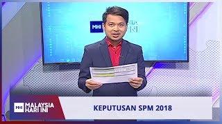 Keputusan SPM 2018 | MHI (14 Mac 2019)