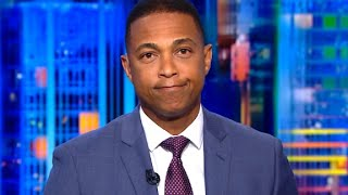 Don Lemon: President Trump should be ashamed