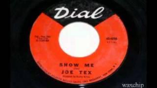 Joe Tex - Show Me