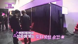 Download Video Kai EXO, Taemin SHINEE, Jimin BTS, and Sungwoon Wanna One Reunite. MP3 3GP MP4