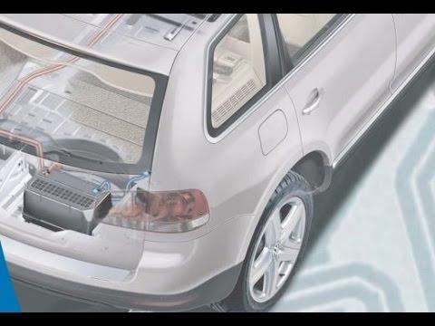2004 V10 Tdi Touareg Dual Battery Testing Youtube