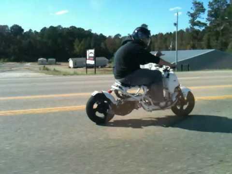 Project Zero - 125cc Honda Ruckus - YouTube