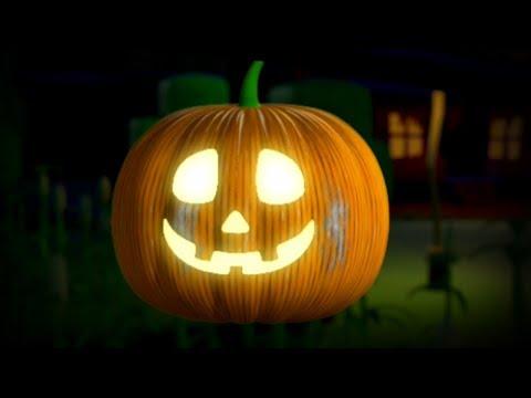 Хэллоуин Ночь | Хэллоуин Песни | Видео Для Детей | Halloween Night Song | Farmees Russia