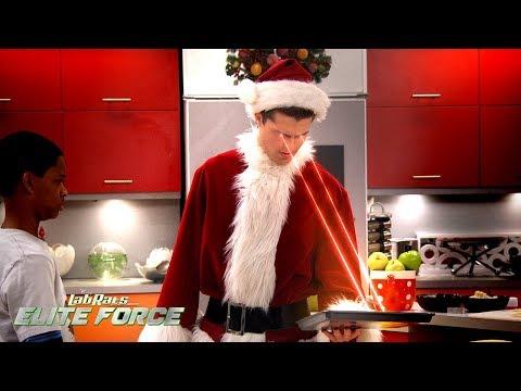 Adam's Christmas Spirit | Lab Rats | Disney XD