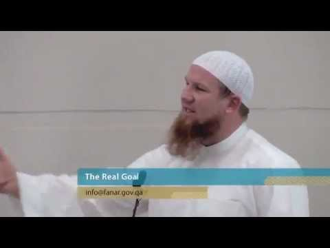 The Real Goal - Pierre Vogel Abu Hamza