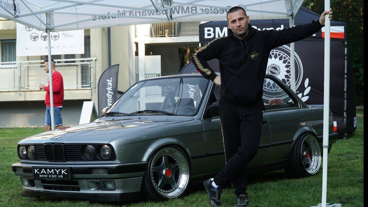 BMW e30 4.4 V8 German style
