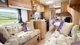 2013 Unicorn Valencia Series 2 by Bailey Caravans - Tour of this new Unicorn 2 by Venture Caravans