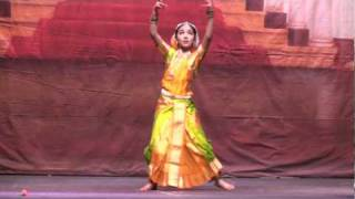 Nikhitha Dance 3 - Muddugare Yasoda