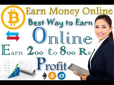 Earn Money Online in Hindi | Work from home without wasting time | Zebpay trade | Tech On News 👍