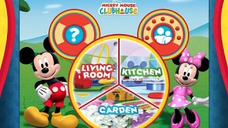Mickey Mouse Clubhouse Color and Play | Coloring App For Kids