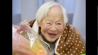 Top 10: Oldest Living People (April 2013)