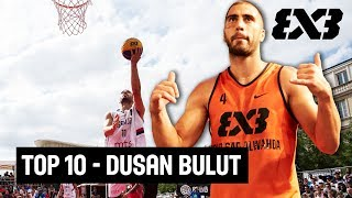 Is Dusan Bulut the most skillful 3x3 basketball player? | Top 10 Plays of 2017