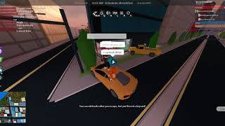 High FOV Glitch | Roblox Jailbreak