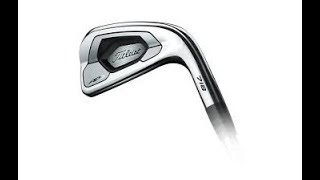 TITLEIST AP3 IRONS review by Mark Crossfield for GolfOnline