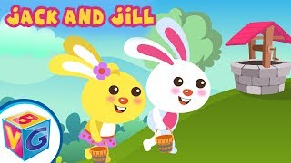 Jack and Jill Nursery Rhyme and Lyrics