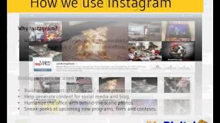 #1u Digitale Training: Social Media 301