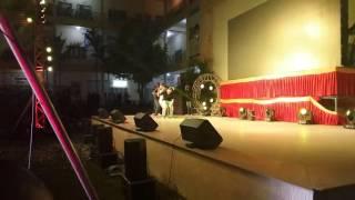 CVSR Synergy night 2k17 Dance performance by arjun and group