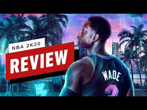 NBA 2K20 Review