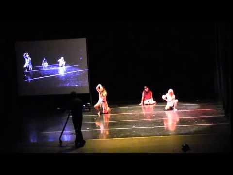 Emily Johnson|Catalyst, Tulsa Modern Movement, Paul S. Flores, Portico Dans Theatre—NPN Tulsa