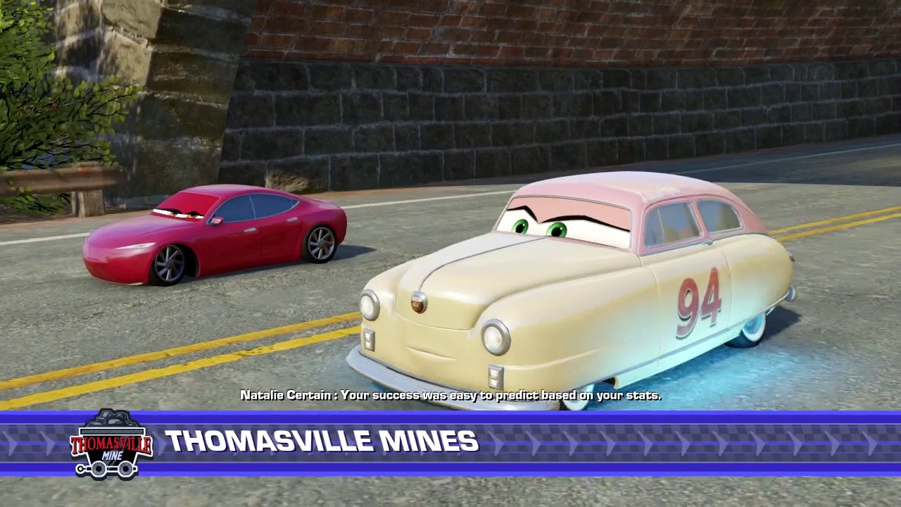 Cars 3 Driven To Win Ps4 River Scott Junior Moon And More Subscriber Requests
