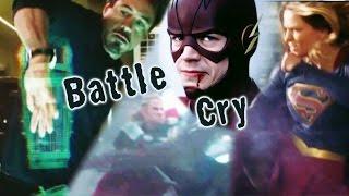 "Multi-Fandom Marvel & DC Comics - [""Battle Cry"" by Imagine Dragons] (collab w/ PositivityGleek) Mp3"