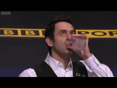 2013 World Snooker Championship Final Ronnie O Sullivan v Barry Hawkins