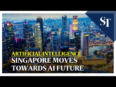 Singapore's human-centric artificial intelligence strategy | The Straits Times