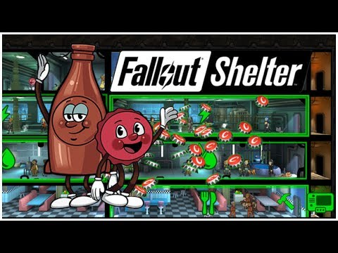 BOTTLE ET CAPPY (FALLOUT SHELTER)