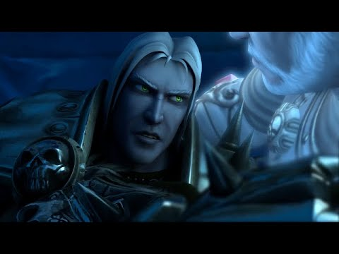 Падение Короля Лича Remastered | RUS 1080p 60 fps (World of Warcraft Cinematic)