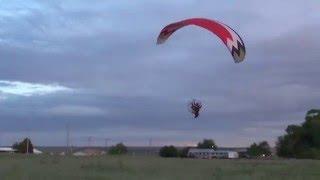 SKYFLAR Strobe Paramotor
