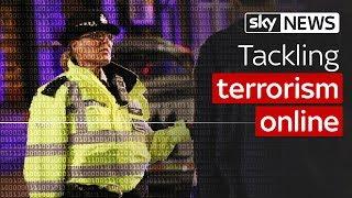 London terror: Terrorism online