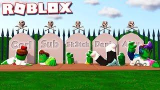 Roblox Adventures - DIE AND GET RESURRECTED IN ROBLOX! (Roblox Resurrect)