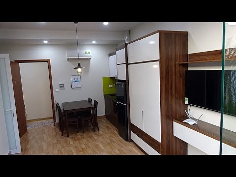 ハノイKim MaエリアDao Tan通り先にある新築格安サービスアパートのご紹介