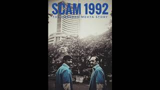 Scam 1992 Theme (Official) - Achint