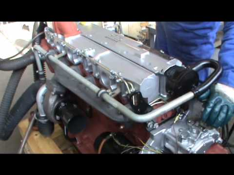 deutz engine bf6m 1013 ec youtube rh youtube com Deutz 1011 Engine Manual Model Deutz 3 Cylinder Engines