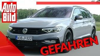 VW Passat Variant (2019): Facelift - Test - Infos - Kombi