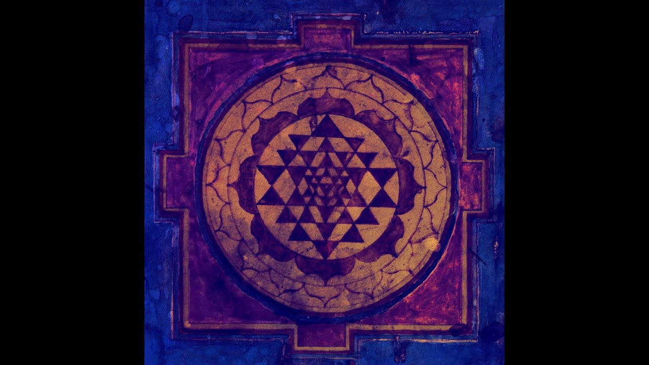 What Is A Sri Yantra Youtube