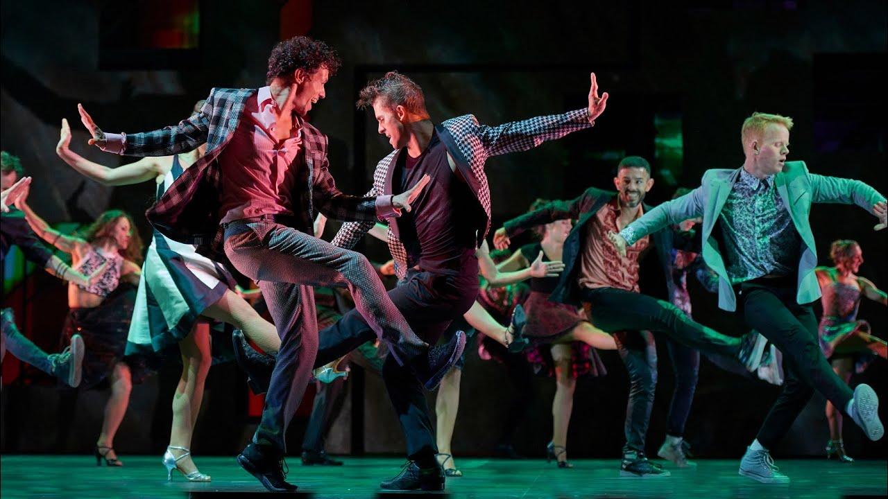 West Side Story Staatsoper Hannover Kurztrailer Youtube