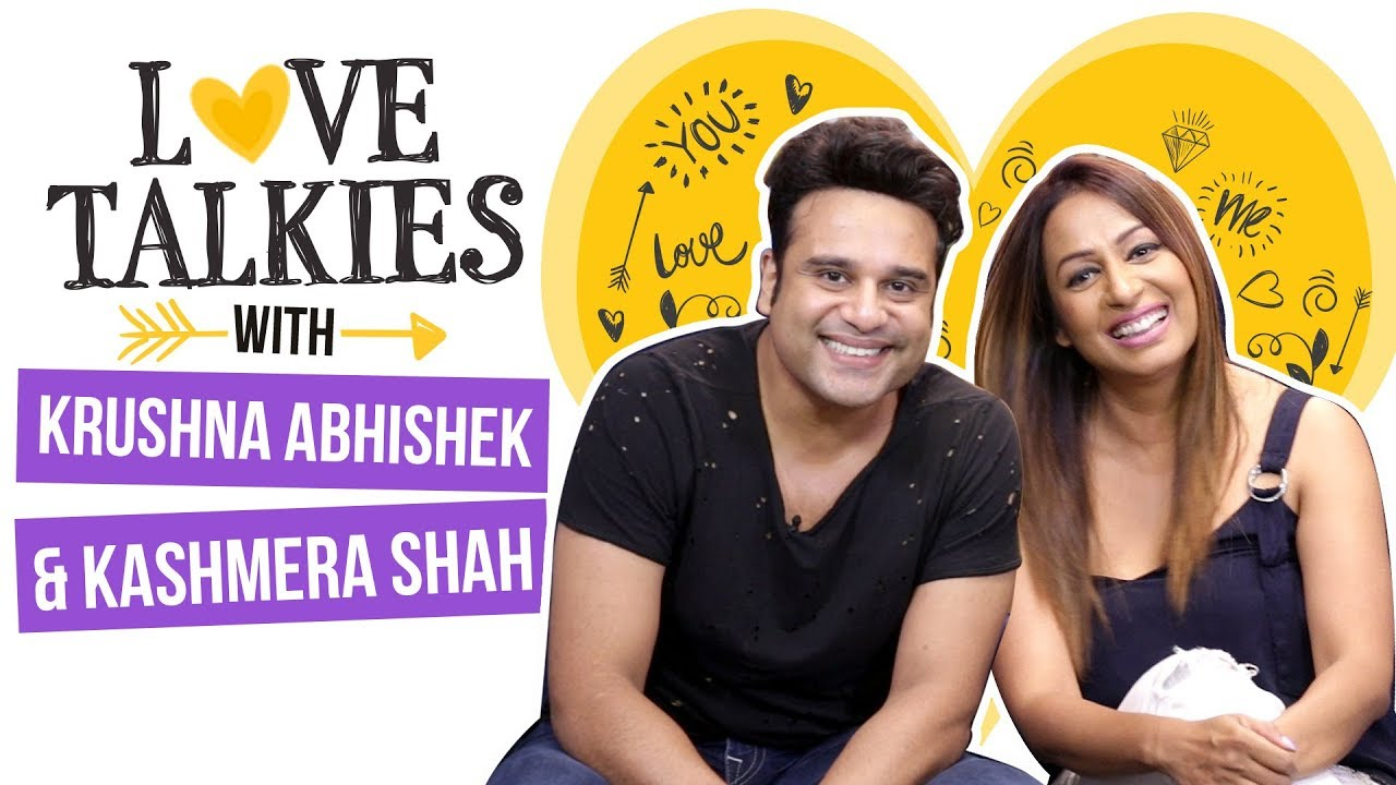 Krushna Abhishek and Kashmera Shah are the coolest couple ever| The Kapil Sharma Show| Love Talkies