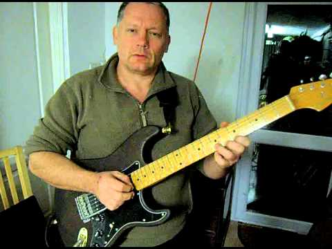 Funny Guitar Tips and Hank Marvin Tone and tricks