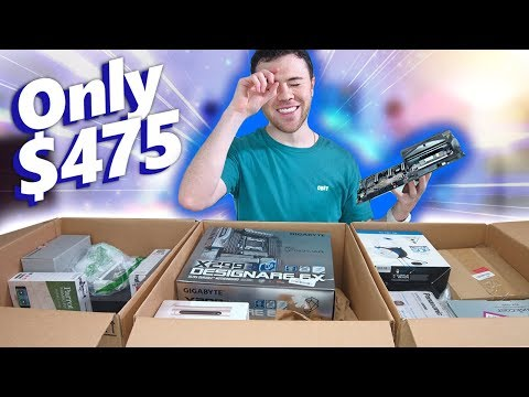 I Paid $475 for $3,473 Worth of MYSTERY TECH! Amazon Returns Pallet Unboxing!