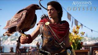 Второй стрим по Assassin's Creed: Odyssey - игра бомба!