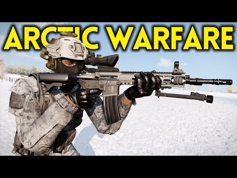 ARMA 3 DayZ Edict - Part 6 - ARCTIC WARFARE