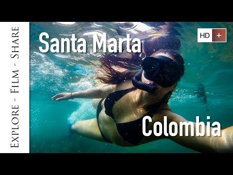 Santa Marta - Colombia - Private Beach Day !!