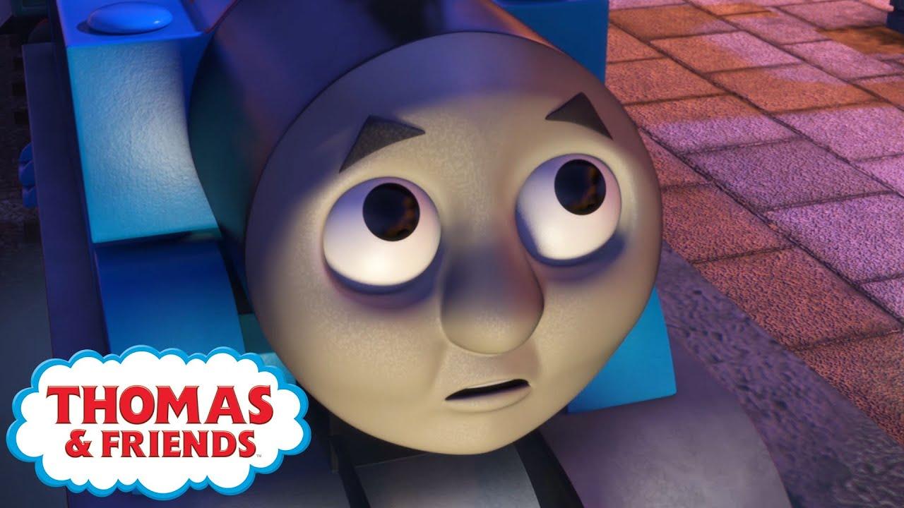 Thomas & Friends™ | Thomas and the Dragon | Best Moments | Thomas the Tank Engine | Kids Cartoon