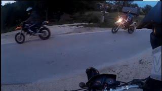 Csoportos motorozás 1